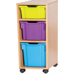 1-Deep-1-Extra-Deep-1-Jumbo-Tray-Mobile-Static-Unit-Single-Bay-Nobis-Education-furniture