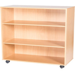 10-High-Triple-Open-Mobile-or-Static-Classroom-Storage-Unit-with-Shelf-943mm-High-Nobis-Education-Furniture
