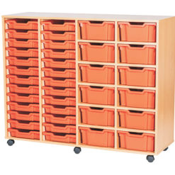 12-Deep-26-Shallow-Tray-Classroom-Storage-Quad-Bay-Bay-Unit-Nobis-Education-Furniture