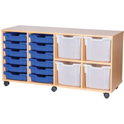 12-Shallow-4-Extra-Deep-Tray-Quad-Bay-Classroom-Storage-Unit-Centre-Shelf-Nobis-Education-Furniture
