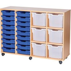 18-Shallow-6-Extra-Deep-End-Tray-Quad-Bay-Classroom-Storage-Unit-With-Centre-Shelves-Nobis-Education-Furniture