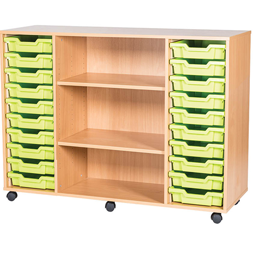 20-Tray-Quad-Bay-Classroom-Storage-Unit-With-End-Shelves-Nobis-Education-Furniture