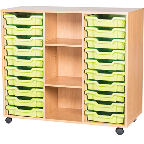 20-Tray-Triple-Bay-Classroom-Storage-Unit-With-Centre-Shelves-Nobis-Education-Furniture