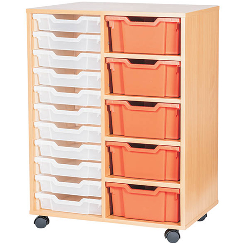 5-Deep-11-Shallow-Tray-Classroom-Storage-Double-Bay-Unit-Nobis-Education-Furniture