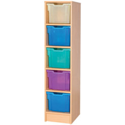 5-Extra-Deep-Tray-Single-Bay-Classroom-Storage-Unit-Nobis-Education-Furniture