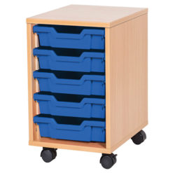 Single Bay Tray Units