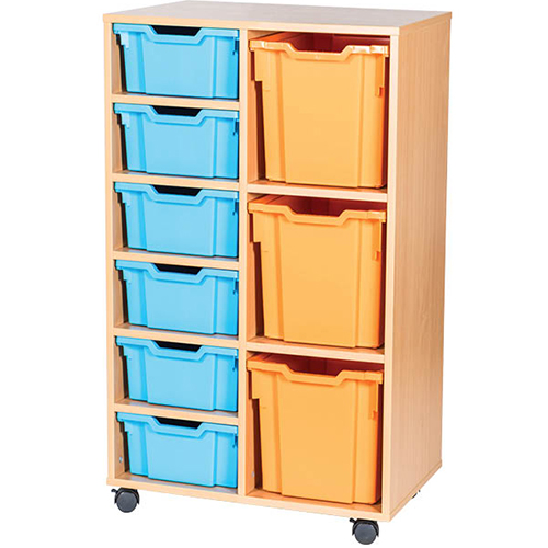 6-Deep-3-Jumbo-Tray-Classroom-Storage-Double-Bay-Unit-Nobis-Education-Furniture