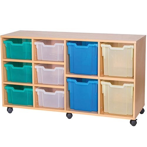 6-Deep-4-Extra-Deep-Tray-Quad-Bay-Classroom-Storage-Unit-Centre-Shelf-Nobis-Education-Furniture