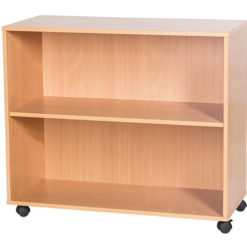 7-High-Triple-Open-Mobile-or-Static-Classroom-Storage-Unit-with-Shelf-697mm-High-Nobis-Education-Furniture
