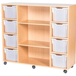 8-Extra-Deep-Tray-Quad-Bay-Classroom-Storage-Unit-With-Centre-Shelves-Nobis-Education-Furniture