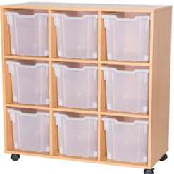 9-Jumbo-Tray-Triple-Bay-Mobile-or-Static-Classroom-Storage-Unit-Nobis-Education-Furniture