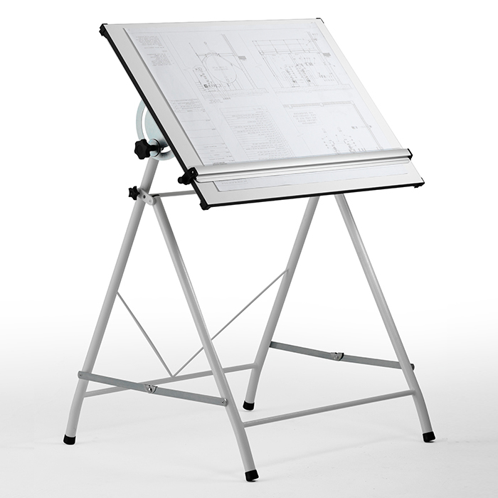 A1 Free Standing Grosvenor Drawing Board Cross Wire Nobis