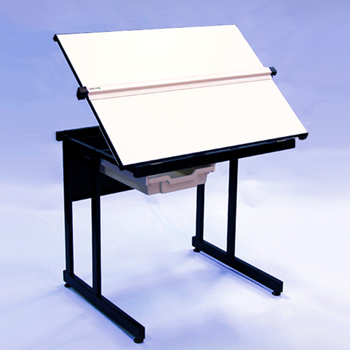 An image of A1 Lift Up Drawing Table - Counter Weight - yes,yes,yes