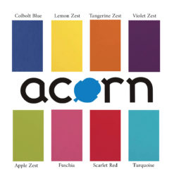 Acorn soft Seating vinyl fabric colours 8 of