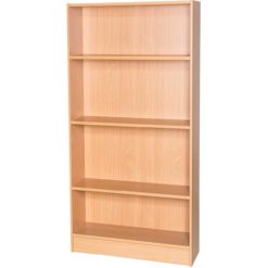 Britannia-1000mm-Wide-Library-Bookcase-1500mm-High-Nobis-Education-Furniture