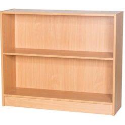 Britannia-1000mm-Wide-Library-Bookcase-900mm-High-Nobis-Education-Furniture