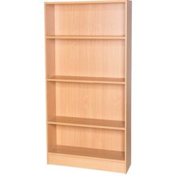 Britannia-Double-Sided-Library-Bookcase-1500mm-High-Nobis-Education-Furniture