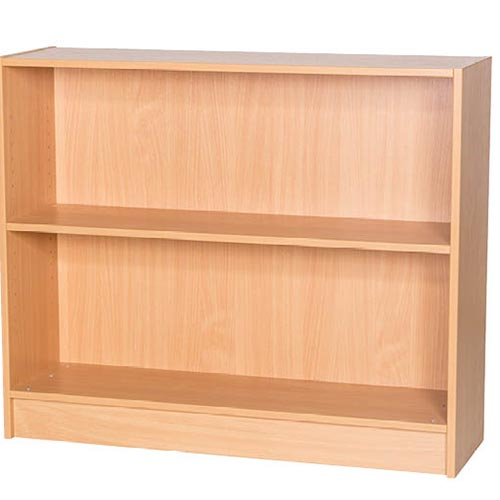 Britannia-Double-Sided-Library-Bookcase-900mm-High-Nobis-Education-Furniture