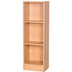 Britannia-Narrow-Library-Bookcase-1200mm-High-Nobis-Education-Furniture