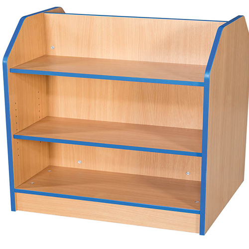 Folio-Premium-750mm-Wide-750mm-High-School-Library-Double-Sided-Bookcase-Nobis-Education-Furniture