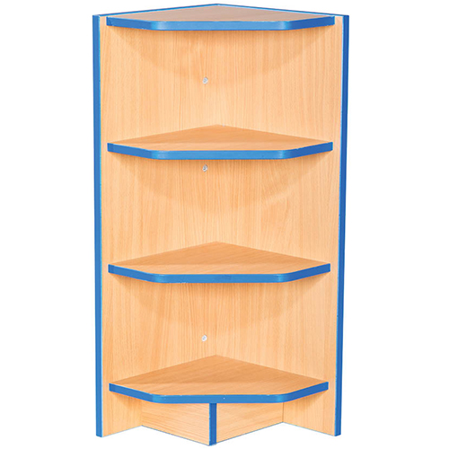 Folio-Premium-750mm-Wide-Flat-Top-External-Corner-School-Library-Bookcase-750mm-High-Nobis-Eductaion-Furniture