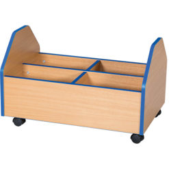 Folio-Premium-Low-School-Library-Mobile-Book-Browser-400mm-High-Nobis-Education-Furniture