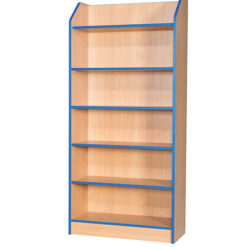 Folio-Premium-School-Library-Bookcase-750mm-Wide-1800mm-High-Nobis-Education-Furniture