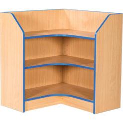 Folio-Premium-School-Library-Internal-Corner-Unit-750mm-Wide-750mm-High-Nobis-Education-Furniture