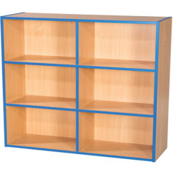 KubbyKurve-Three-Tier-2-+-2-+-2-School-Library-Shelf-Unit-1040mm-High-1000mm-Wide-Nobis-Education-Furniture