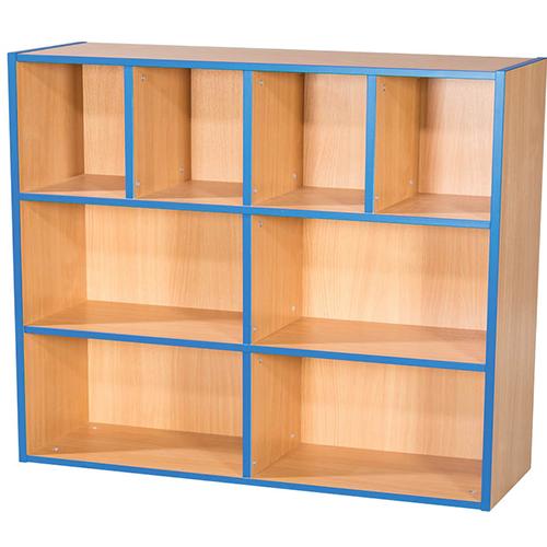 KubbyKurve-Three-Tier-4-+-2-+-2-School-Library-Shelf-Unit-1040mm-High-1000mm-Wide-Nobis-Education-Furniture