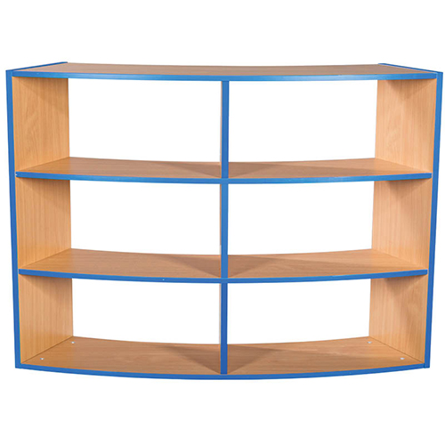 KubbyKurve-Three-Tier-Curved-Open-Back-2-+-2-+-2-School-Library-Shelf-Unit-1040mm-High-1200mm-Wide-Nobis-Education-Furniture