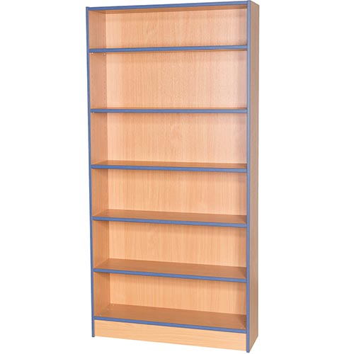 Sovereign-1000mm-Wide-Library-Bookcase-1800mm-High-Nobis-Education-Furniture
