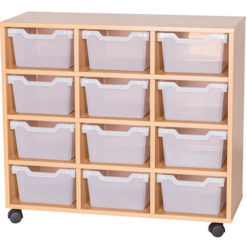 CubbyTray Units