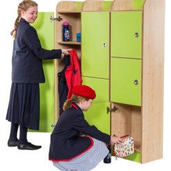 Kubbyclass Cloakroom