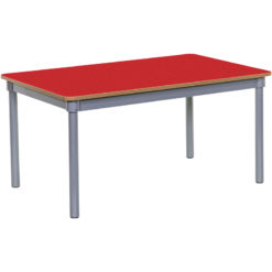 KubbyClass-Red-Rectangular-Classroom-Table–1200mmx-750mm-Nobis-Education-Furniture