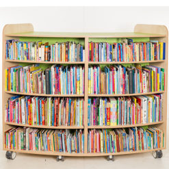 Mobile Bookcases and Browsers
