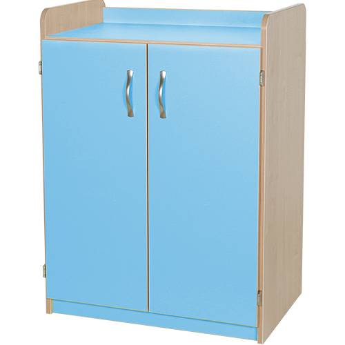 Kubbyclass-Midi-2-Door-Classroom-Storage-Cupboard-Light-Blue-877mm-High-Nobis-Education-Furniture