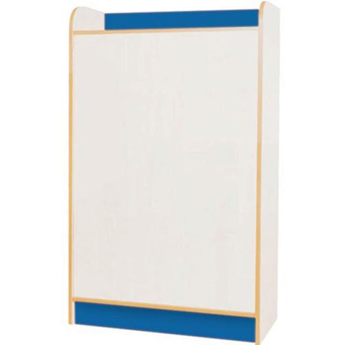 Blanking-Plate-Blue-750mm-High-Kubby-Class-Polar-Nobis-Education-Furniture