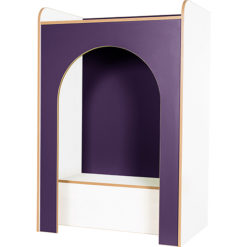 Kubbyclass-Polar-School-Library-Reading-Nook-1500mm-High-Purple-Nobis-Education-Furniture