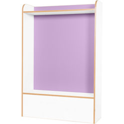 Kubbyclass-Polar-School-Library-Library-Archway-1500mm-High-Lilac-Nobis-Education-Furniture