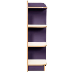 Right-End-Bookcase-Polar-Kubby-Class-Purple-1000mm-High-Nobis-Education-Furniture