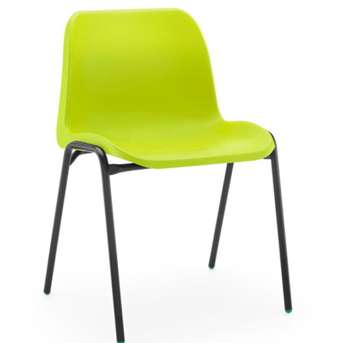 Affinity-Polypropylene-Classroom-Stacking-Chair-350mm-High-Lime-Green-Nobis-Education-Furniture