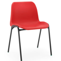 Affinity-Polypropylene-Classroom-Stacking-Chair-460mm-High-Red-Nobis-Education-Furniture
