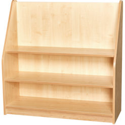Early-Years-1m-High-Library-Bookcase-Nobis-Education-Furniture