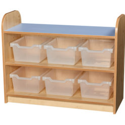 Early-Years-2-Tier-Storage-Unit-with-Back-6-Drawer-Nobis-Education-Furniture