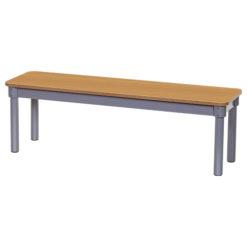 KubbyClass-1300mm-Classroom-Bench-Beech-Nobis-Education-Furniture