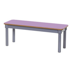 KubbyClass-700mm-Classroom-Bench-Lilac-Nobis-Education-Furniture