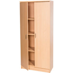 School-Classroom-Double-Storage-Cupboard-1674mm-High-Nobis-Education-Furniture
