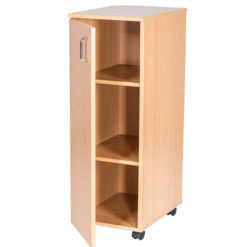 School-Classroom-Mobile-Static-Single-Storage-Cupboard-1107mm-High-Nobis-Education-Furniture