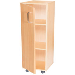 School-Classroom-Mobile-Static-Single-Storage-Cupboard-943mm-High-Nobis-Education-Furniture